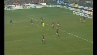 Video AC Milan vs Inter 3-2 21-02-2004 Serie A 2003-2004 highlights MP3, 3GP, MP4, WEBM, AVI, FLV Juli 2019