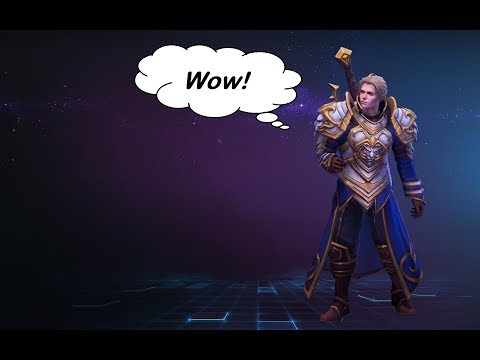 King of Stormwind Anduin Dialogues