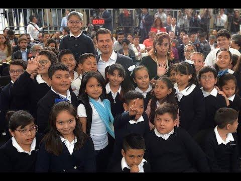 Enrique Peña Nieto - Mejores Escuelas