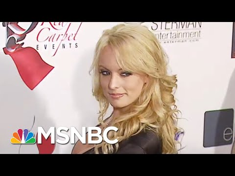 Stormy Daniels Files Second Suit Against President Trump, 'Unclear How Far…Claim Can Go' | MSNBC