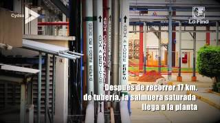 Coatzacoalcos Mexico  City pictures : Producción de Sal La Fina, Planta Coatzacoalcos,México,