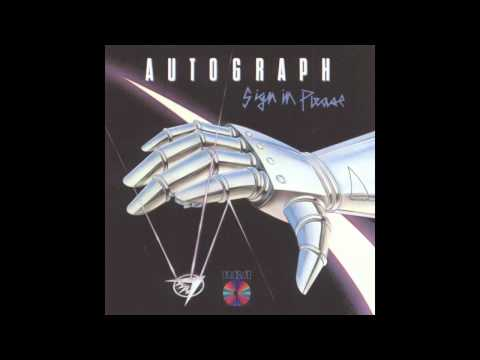 Autograph - Turn up the radio lyrics