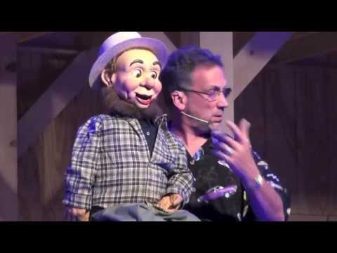 Ventriloquist Ken Groves At The Amish Country Theater