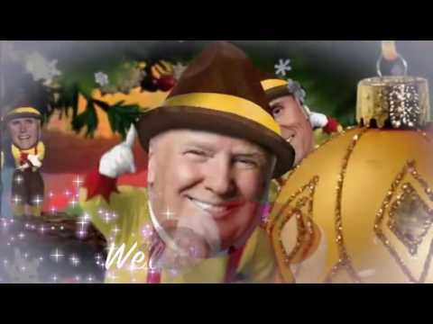 """Video Trump Christmas Parody """"It's The Most Wonderful Time in 8 Years"""" download in MP3, 3GP, MP4, WEBM, AVI, FLV February 2017"""