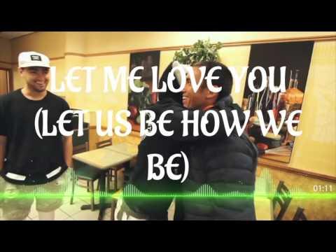 DJ Snake Ft. Justin Bieber -  Let Me Love You  (Sean Paul Remix)