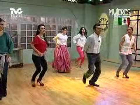 видео уроки танца полька