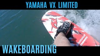 8. Yamaha VX Limited. Wakeboarding 2018. California