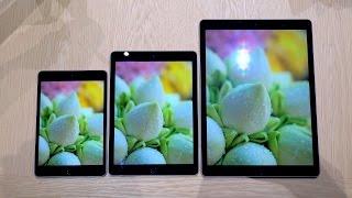 iPad Pro Impressions!