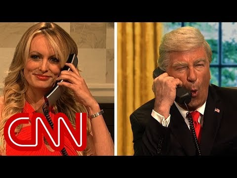 Stormy Daniels trolls Trump on 'Saturday Night Live'