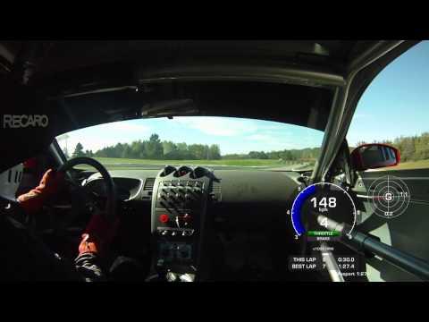 350z at Mosport - 1:27.0