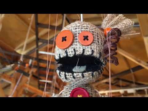 オレンジパフェさんのマリオネット展