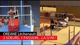 Retrouvez simultanément Oréane et Alana lors d'une compétition de gymnastique poussine. Elles avaient 8 ans... Pour Oréane, c'était en 2008 à Paris et pour Alana, c'était à Fréjus en 2017. 9 ans les séparent mais leur amour de la gym les réunit.Retrouvez Oréane sur les réseaux sociaux :Facebook : https://www.facebook.com/OreaneGym/Insta : https://www.instagram.com/oreane_simba/Site : http://gymsport.fr/