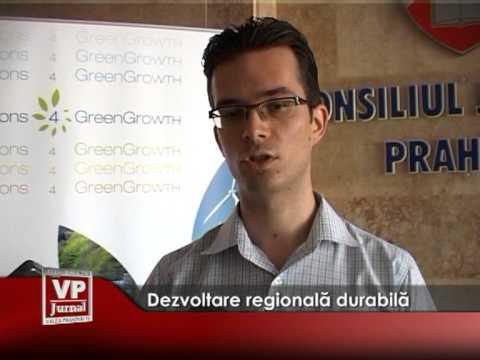 Dezvoltare regională durabilă