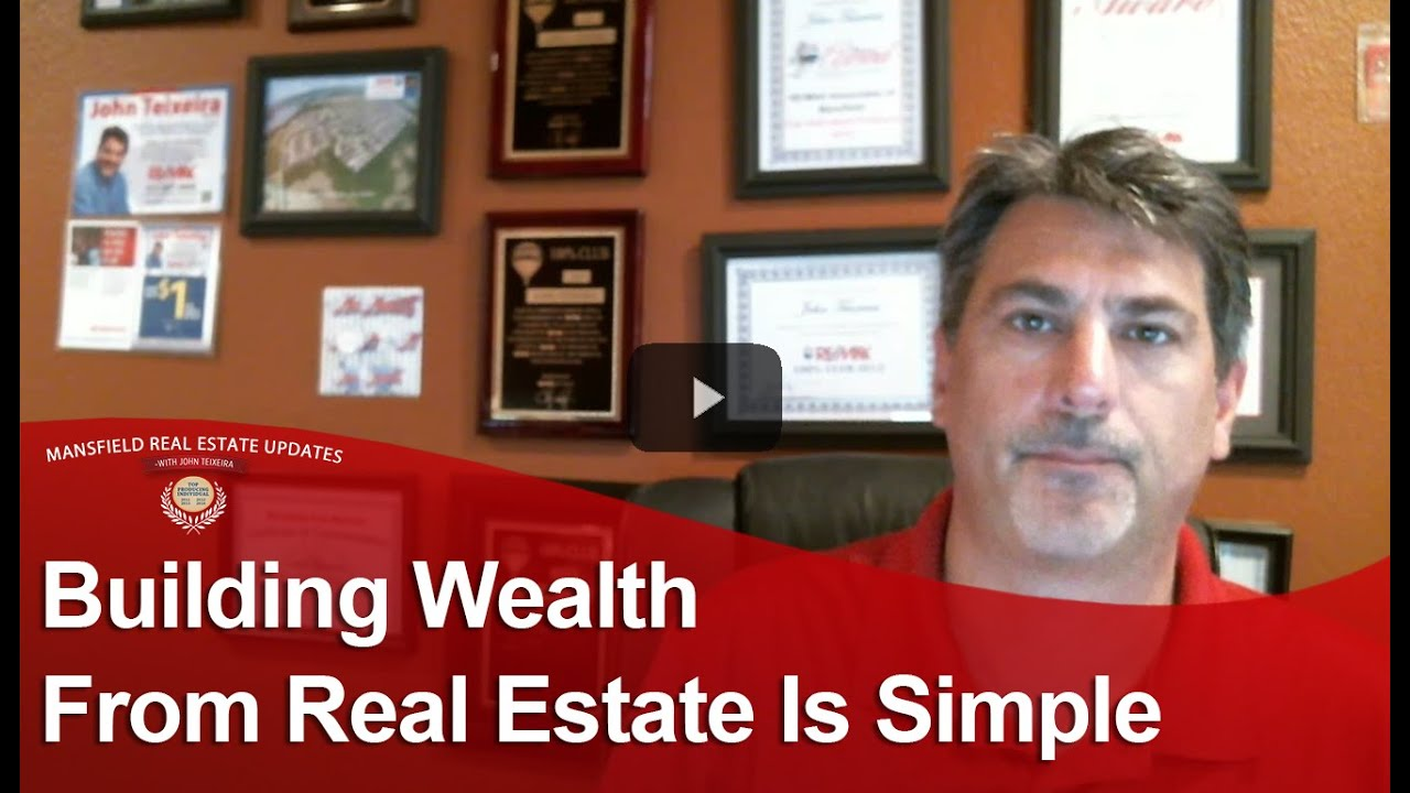 How to Build Wealth from Real Estate
