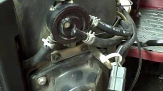 3. Small Engine Repair: Checking a Vacuum Fuel Pump / Fuel System on a Kohler V-Twin Engine