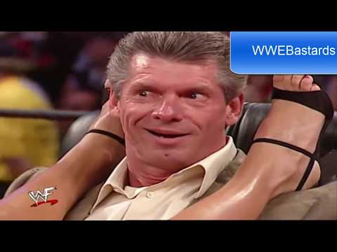 WWE : Vince Mcmahon Sexy Interview Ever | WWE Bastards