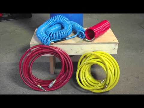 how to attach air compressor hose with pictures videos answermeup. Black Bedroom Furniture Sets. Home Design Ideas