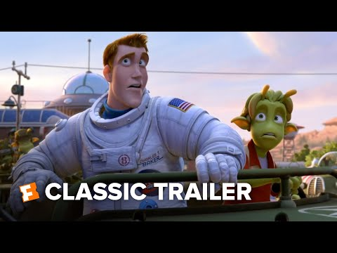 Planet 51 (2009) Trailer #2   Movieclips Classic Trailers