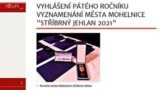 Vyhlášení pátého ročníku vyznamenání města Mohelnice