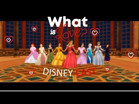 Video What is Love M.V Cover - Disney Cast download in MP3, 3GP, MP4, WEBM, AVI, FLV January 2017