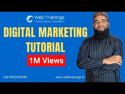 Digital Marketing - Online Digital Marketing Course - Digital Marketing Tutorial for beginners