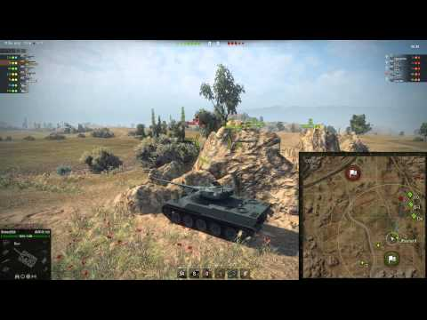 World of Tanks – Teamgefechte #001 [deutsch][HD] Weniger Frust im Team !