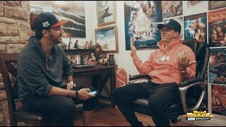 Logic Talks The Return, Jay-Z, Unreleased Music, Trolling, New Novel, Social Media