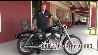 2. Used 2008 Harley Davidson Sportster XL 883 for sale in Florida ~ 2018