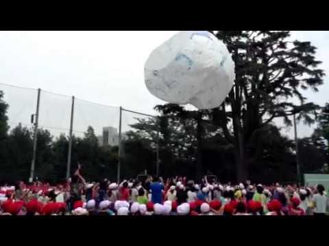 元街小学校140周年熱気球プロジェクト