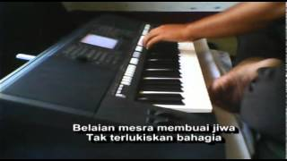 Dawai Asmara Karaoke Dangdut Sampling Yamaha PSR S750 Video