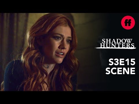 Shadowhunters Season 3, Episode 15 | Clary Loses Control | Freeform