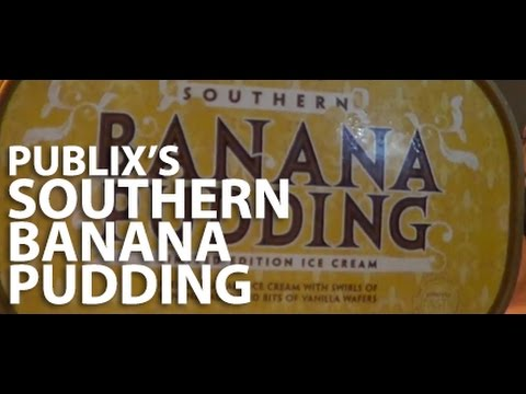 REVIEW: Publix's Southern Banana Pudding
