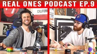 Gelato, Oregon Legalizing Shrooms, CCC Flower Line, Steph Curry/Moon Landing   REAL ONES PODCAST #9 by The Cannabis Connoisseur Connection 420