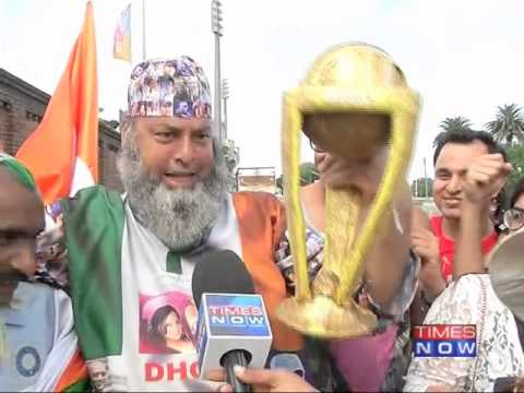 Pakistan Chacha wants MS Dhoni to win World Cup  World Cup 2015