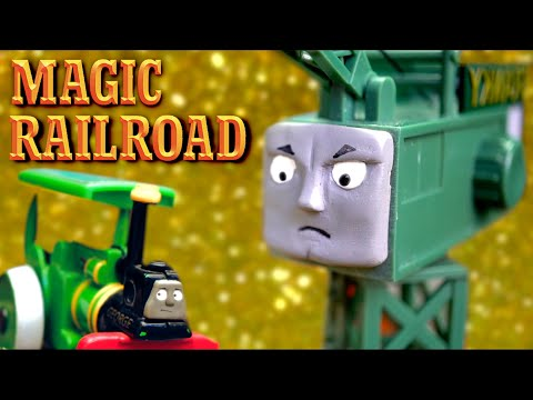 The Magic Railroad Parody | Full Deleted Scenes Compilation | Thomas & Friends