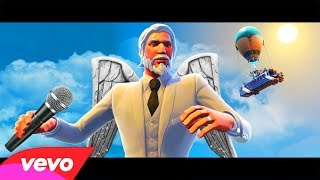 NINJA'S FORTNITE FRIDAY - Lil Dicky, Chris Brown Freaky Friday Parody (Rockit Gaming Ft NitroLukeDX)