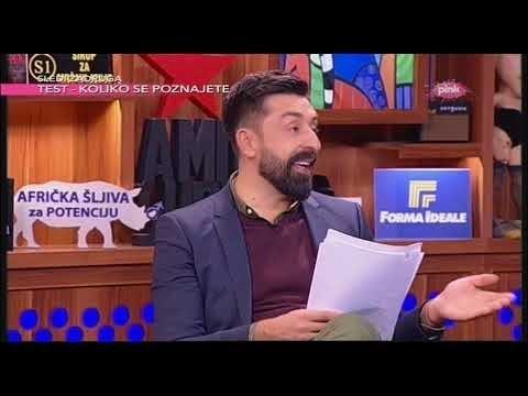 Ami G Show: Seka Aleksić o vantelesnoj oplodnji