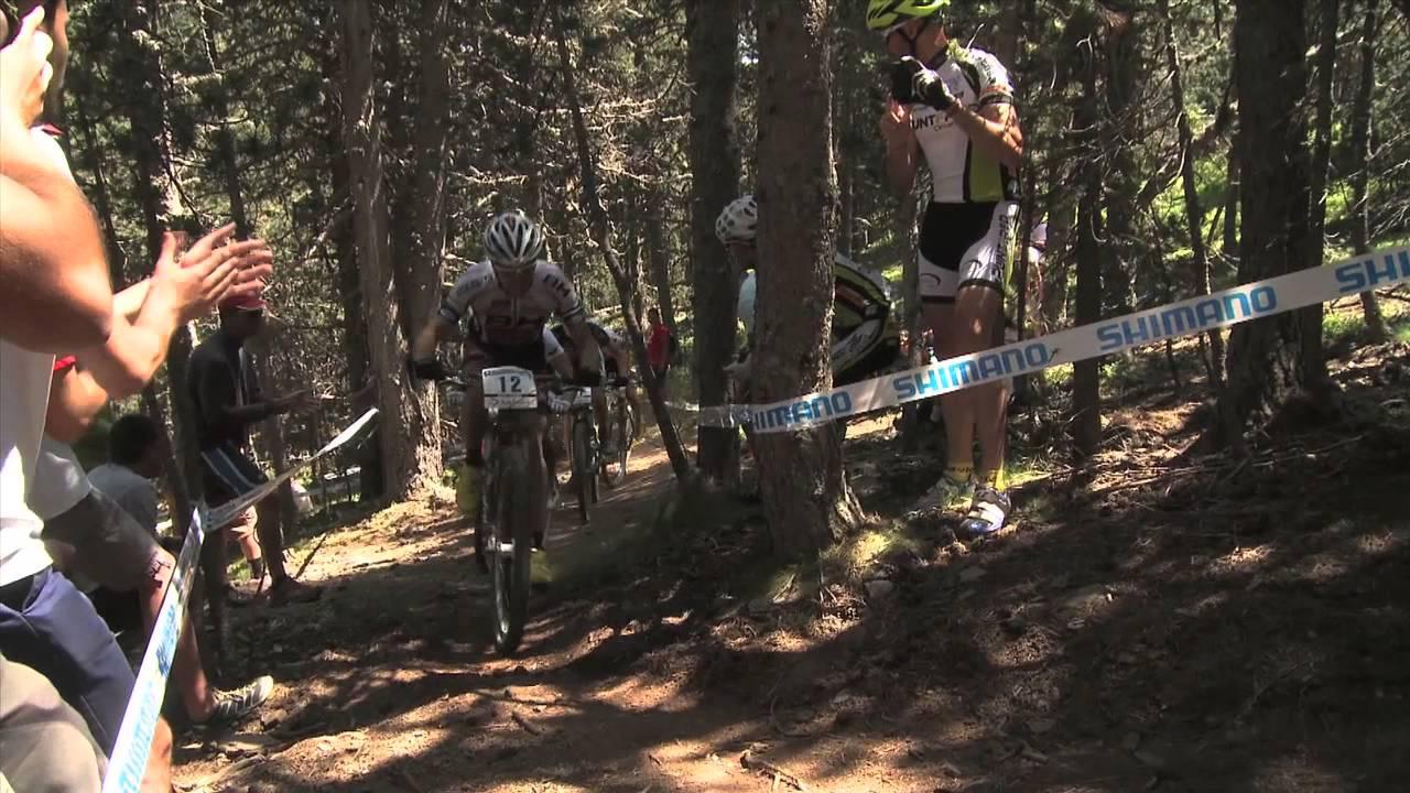 EVASIÓN TV: Copa del mundo de Mountain Bike en Vallnord Bike Park La Massana