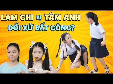 Gia đình là số 1 phần 2 ep cut 73: Lam Chi khóc cạn nước mắt vì bị Tâm Anh đối xử bất công thế này? - Thời lượng: 10 phút.