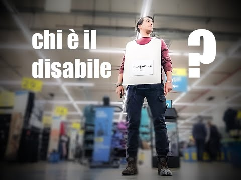 Giornata Mondiale della Disabilità: il nostro video-esperimento sociale
