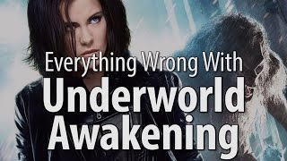 Everything Wrong With Underworld Awakening In 15 Minutes Or Less