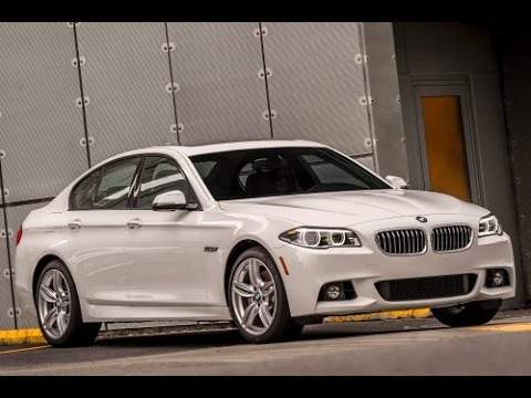 2015 BMW 5 Series (535i) Start Up and Review 3.0 L Inline 6-Cylinder Turbo