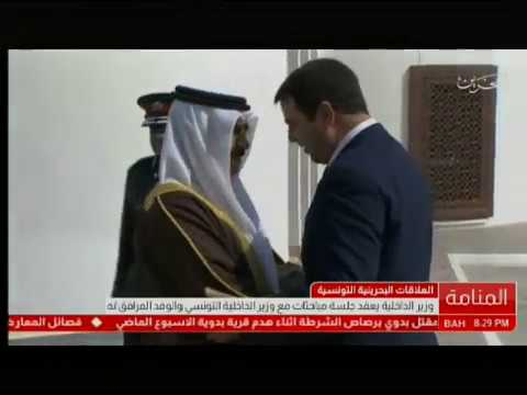 معالي وزير الداخلية يعقد جلسة مباحثات مع نظيره التونسي 2017/1/23