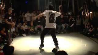Shockwave vs Madoka – SUPER FRIDAY x FLAME COLOR POPPIN' 1on1 BATTLE FINAL