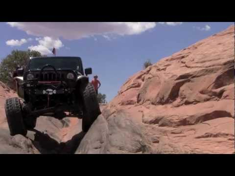 Video Poison Spider Trail, Moab Jeep JK Rubicon Offroad download in MP3, 3GP, MP4, WEBM, AVI, FLV January 2017