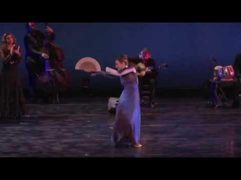 Flamencodans workshop Tangos met Cristina Hall