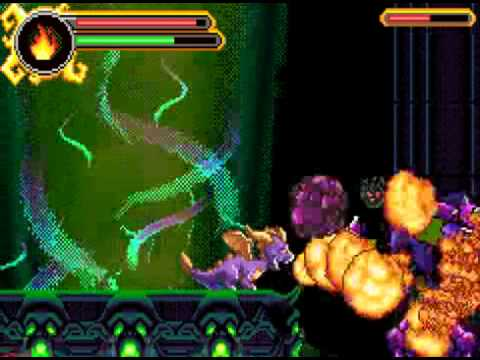 the legend of spyro the eternal night gba download