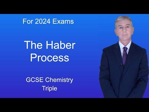 GCSE Chemistry (9-1 Triple) The Haber Process
