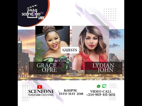 SceneOneTV Live Day 35 (Throwback Thursday with Grace Ofre and Lydian John)