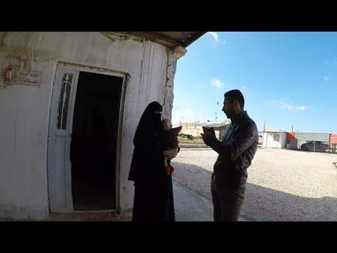 Συρία: Να επιστρέψουν στις χώρες τους θέλουν οι γυναίκες των τζιχαντιστών…